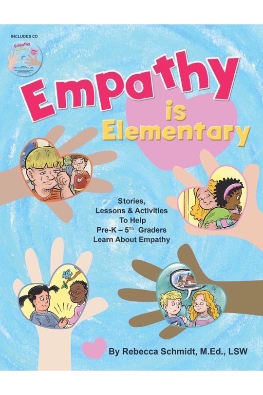 Empathy is Elementary Book & CD