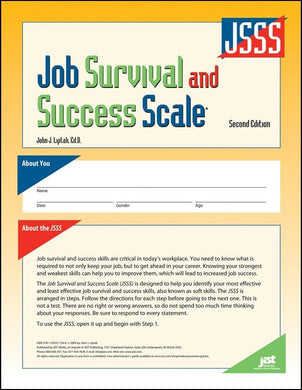 Job Survival and Success Scale, Second Edition