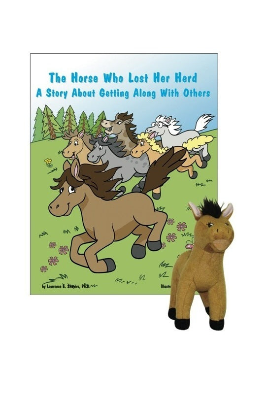 The Horse Who Lost Her Herd