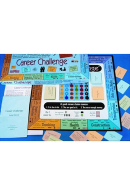 Career Challenge Career Exploration Game