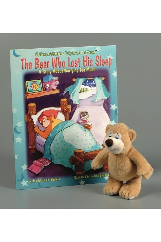The Bear Who Lost His Sleep