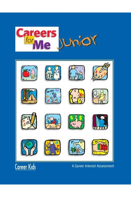 Careers For Me Junior - Career Interest Assessment for Grades K-3 Pack of 25