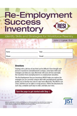 Re-Employment Success Inventory