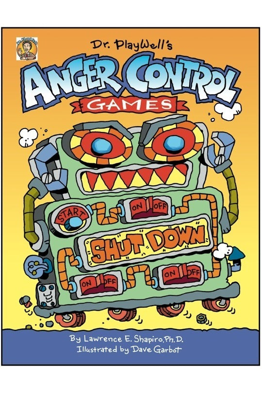 Dr. Playwell's Anger Control Games