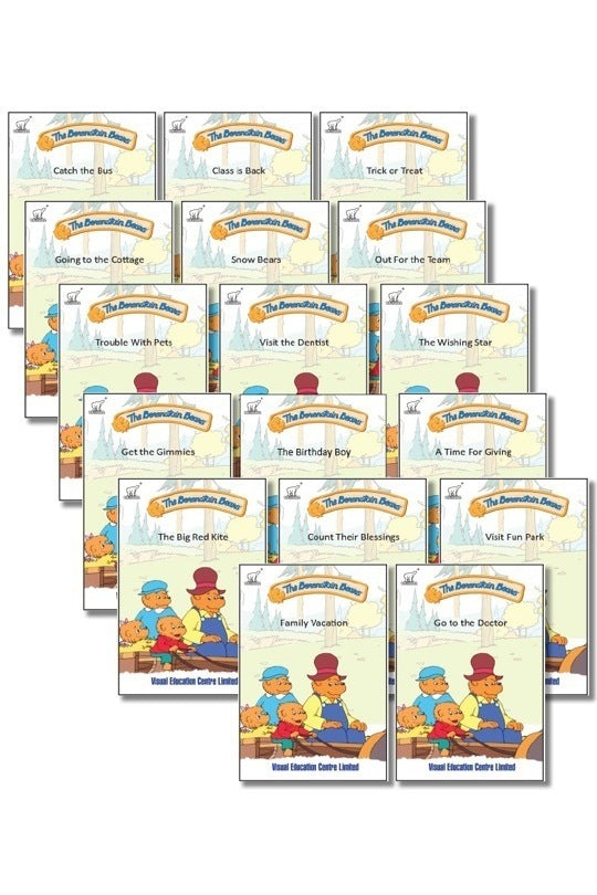 The Complete Berenstain Bears Video Series