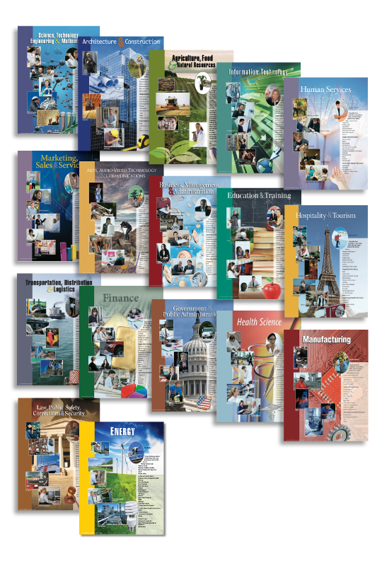 Introduction to Career Clusters Poster Set
