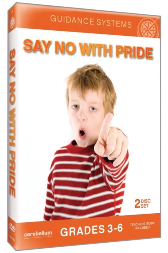 Say No With Pride