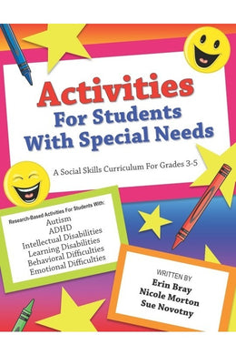 Activities For Students With Special Needs