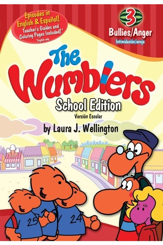 The Wumblers - #3 Bullies/Anger DVD