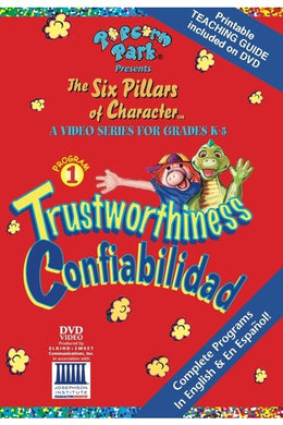 Six Pillars of Character DVD- Trustworthiness