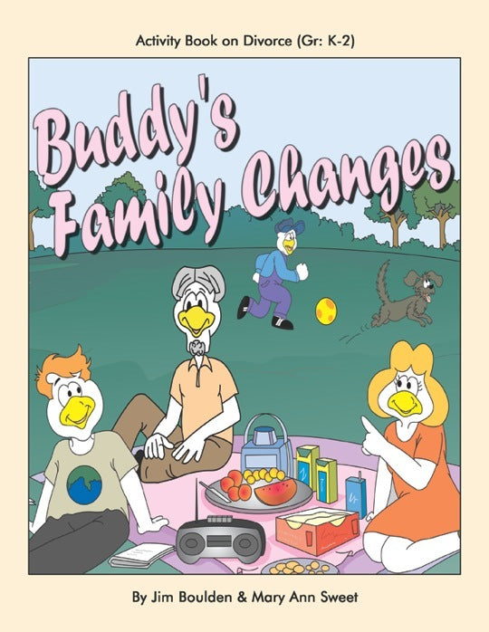 Buddy's Family Changes Student Involvement Pack