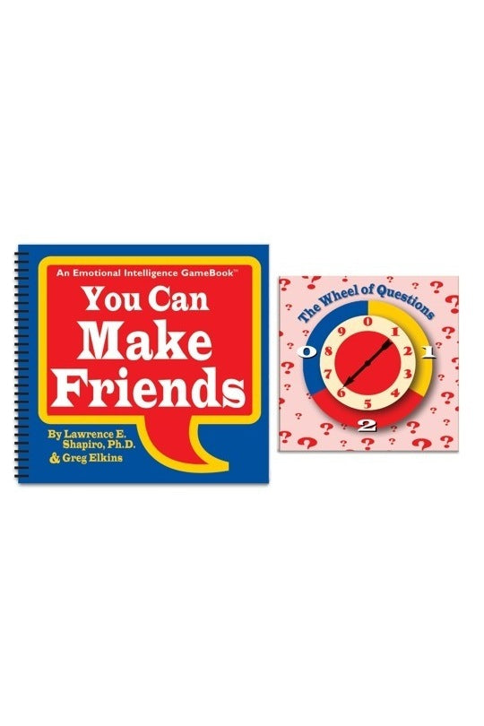You Can Make Friends Gamebook with CD