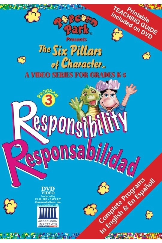 Six Pillars of Character DVD - Responsibility