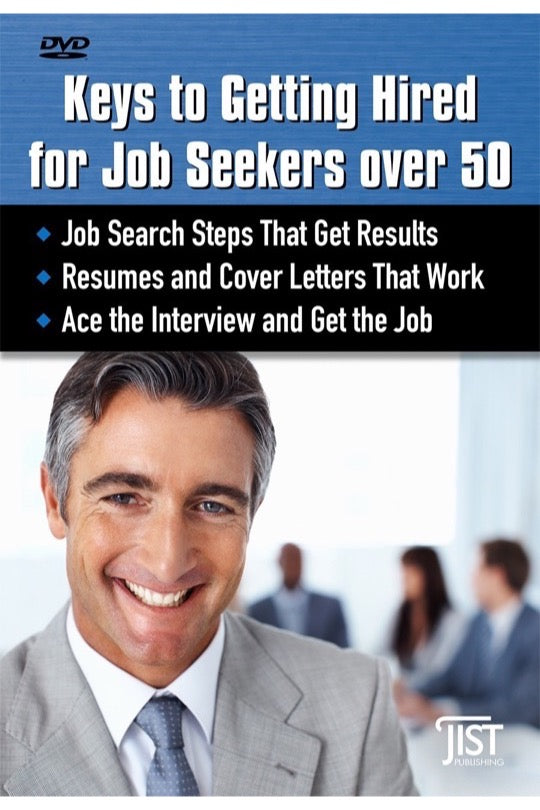 Keys to Getting Hired for Job Seekers over 50 Video Series