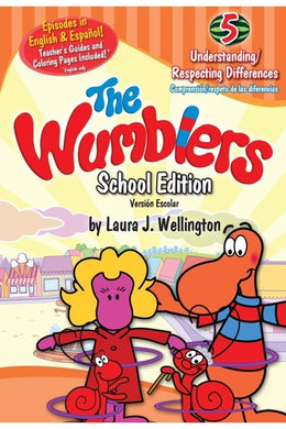 The Wumblers - #5 Understanding-Respecting Differences DVD