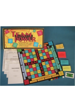 Team Power Board Game