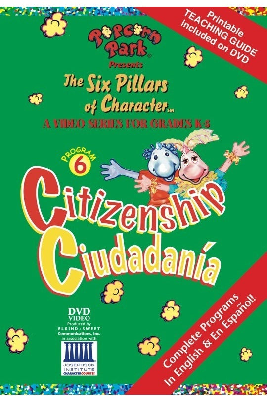 Six Pillars of Character DVD - Citizenship