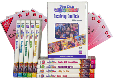 You Can Choose Video Series - 10 DVD SET