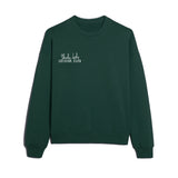 BUTTER FLEECE CREWNECK LEISURE CLUB