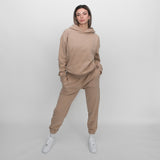 BUTTER FLEECE JOGGER SAND