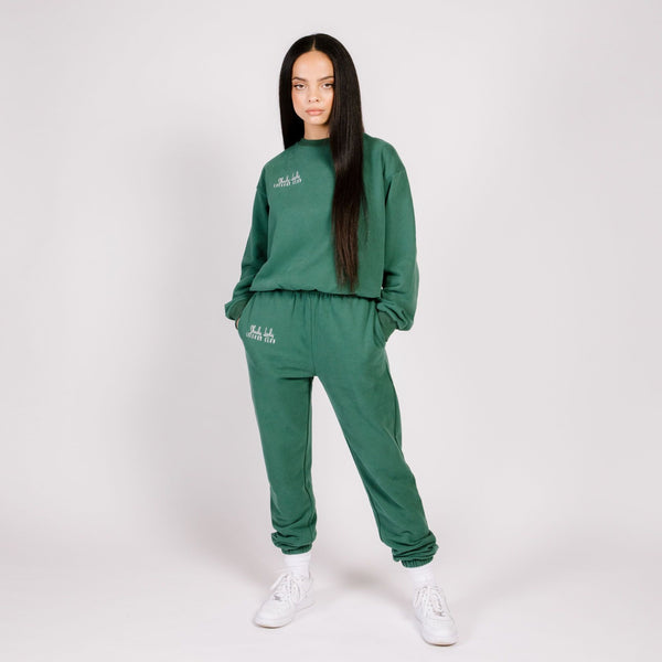 BUTTER FLEECE JOGGER LEISURE CLUB