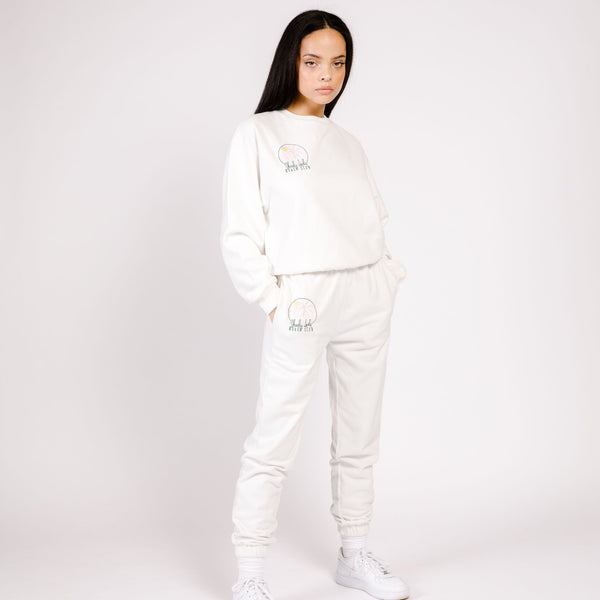 BUTTER FLEECE JOGGER BEACH CLUB