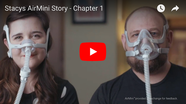 Stacy's Sleep Apnea story