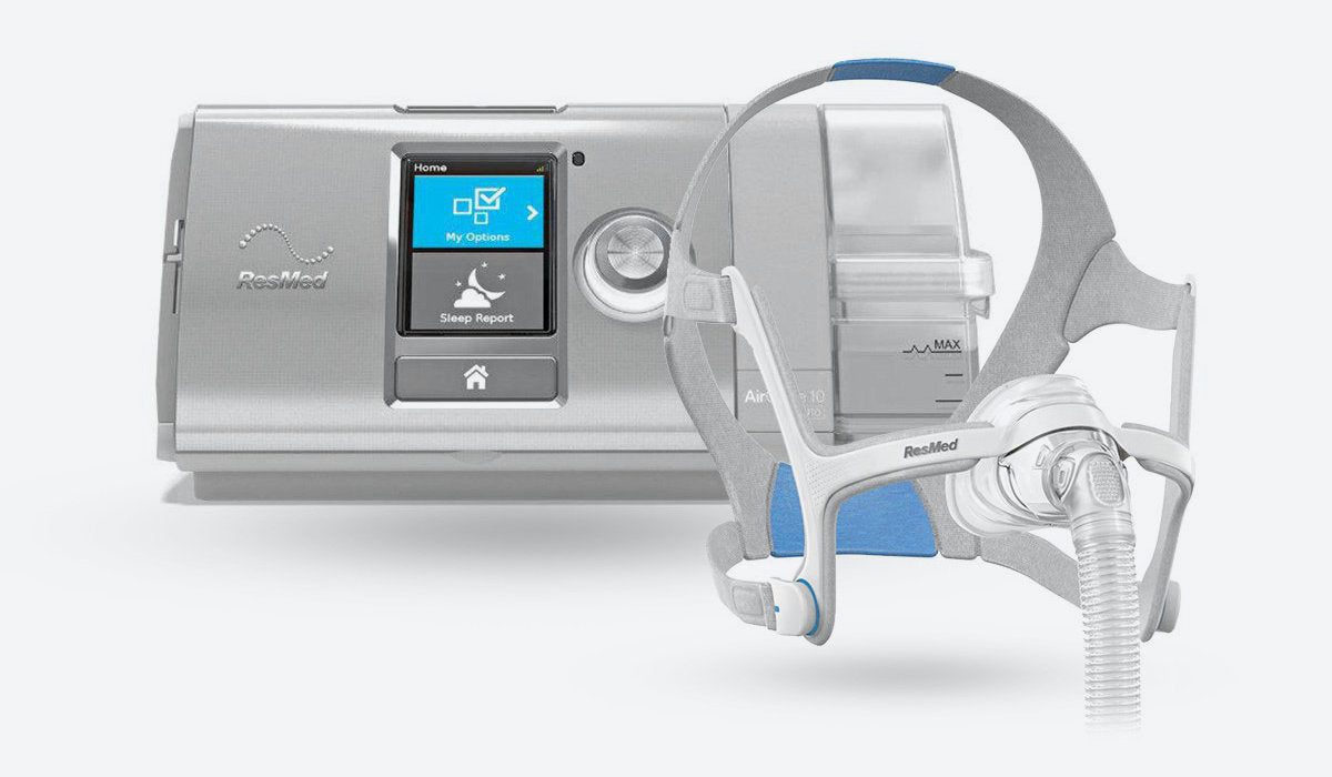 The ResMed AirCurve 10.