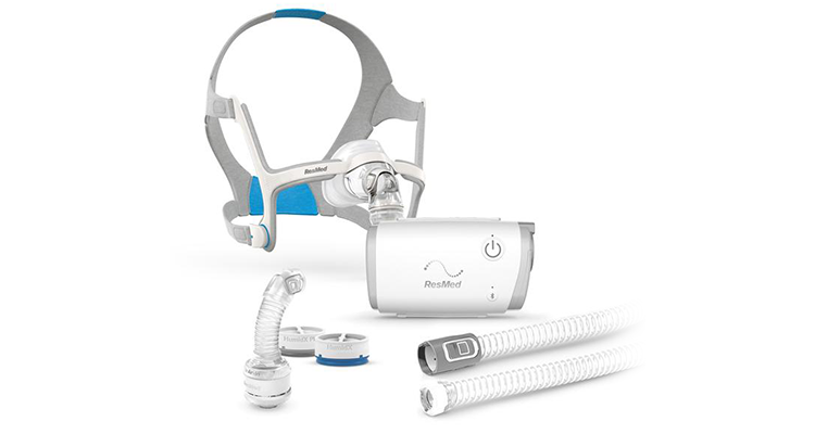 AirMini™ with AirFit™ N20 Nasal Mask Complete System and N20 Setup Pack