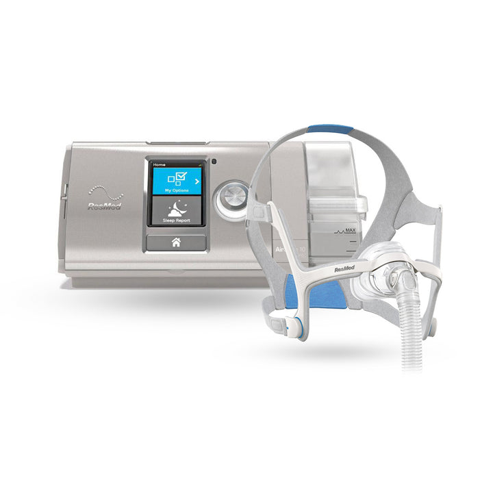 ResMed AirCurve™ 10 VAuto BiLevel CPAP Package with AirFit™ N20 Nasal Mask