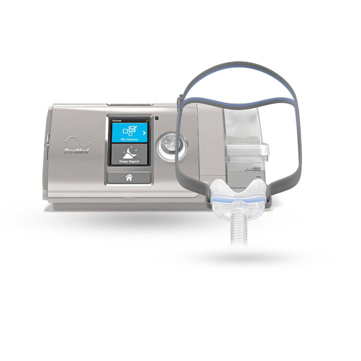 ResMed AirCurve™ 10 VAuto BiLevel CPAP Package with AirFit™ N30 Nasal Cradle Mask