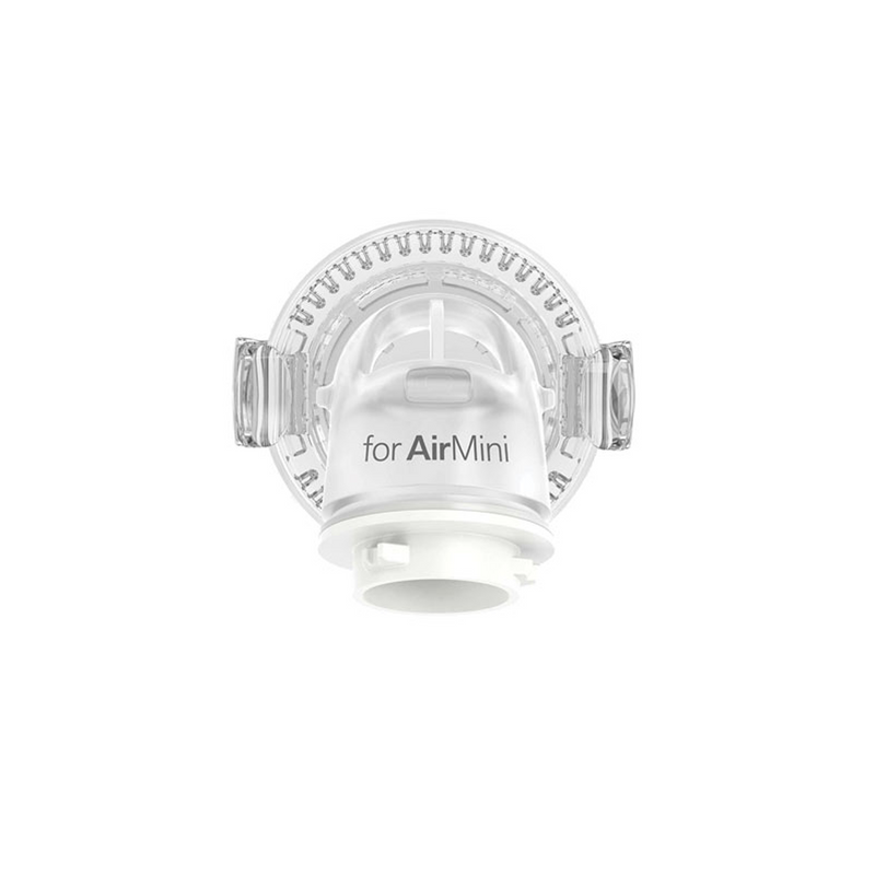 ResMed AirMini™ Travel CPAP Mask Connector for AirFit™/AirTouch™ F20 and F30 Full Masks