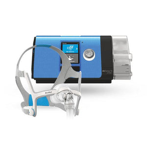 ResMed AirSense™ 10 EasyPay Ultimate Package with AirFit™ N20 Nasal Mask