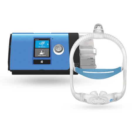 ResMed AirSense 10 AirFit P30i Ultimate Package Blue
