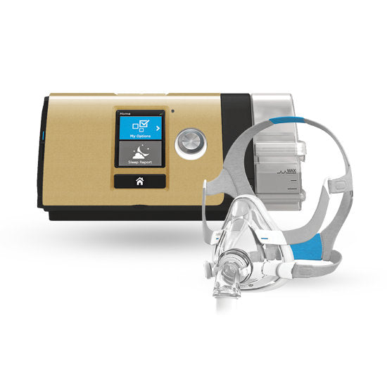 Resmed AirSense 10 F20 Ultimate Package Gold