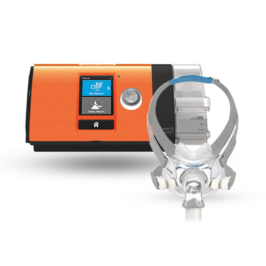 AirSense 10 F30 Ultimate Package Orange