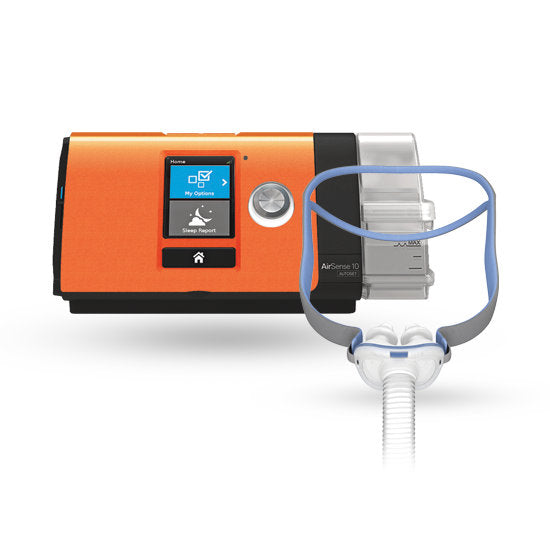 ResMed CPAP AirSense 10 P10 Ultimate Package Orange