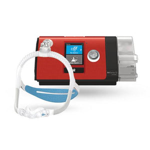 ResMed AirSense™ 10 EasyPay Ultimate CPAP Package with AirFit™ N30i Nasal Cradle Mask