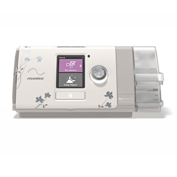 ResMed AirSense™ 10 AutoSet™ CPAP Machine For Her with HumidAir™