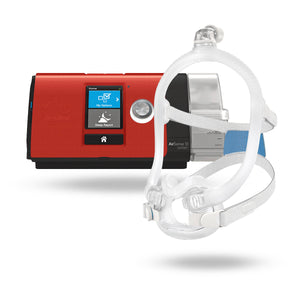 ResMed AirSense™ 10 EasyPay Ultimate CPAP Package with AirFit™ F30i Full Hybrid Mask