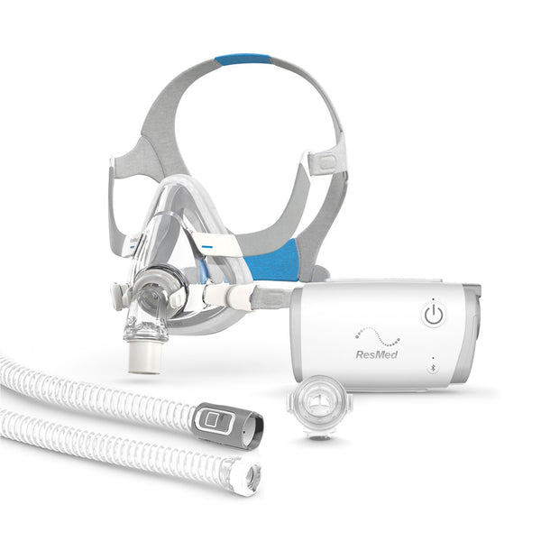 AirMini™ Ultimate CPAP Package with the AirTouch™ F20 Full-Face Memory Foam Mask