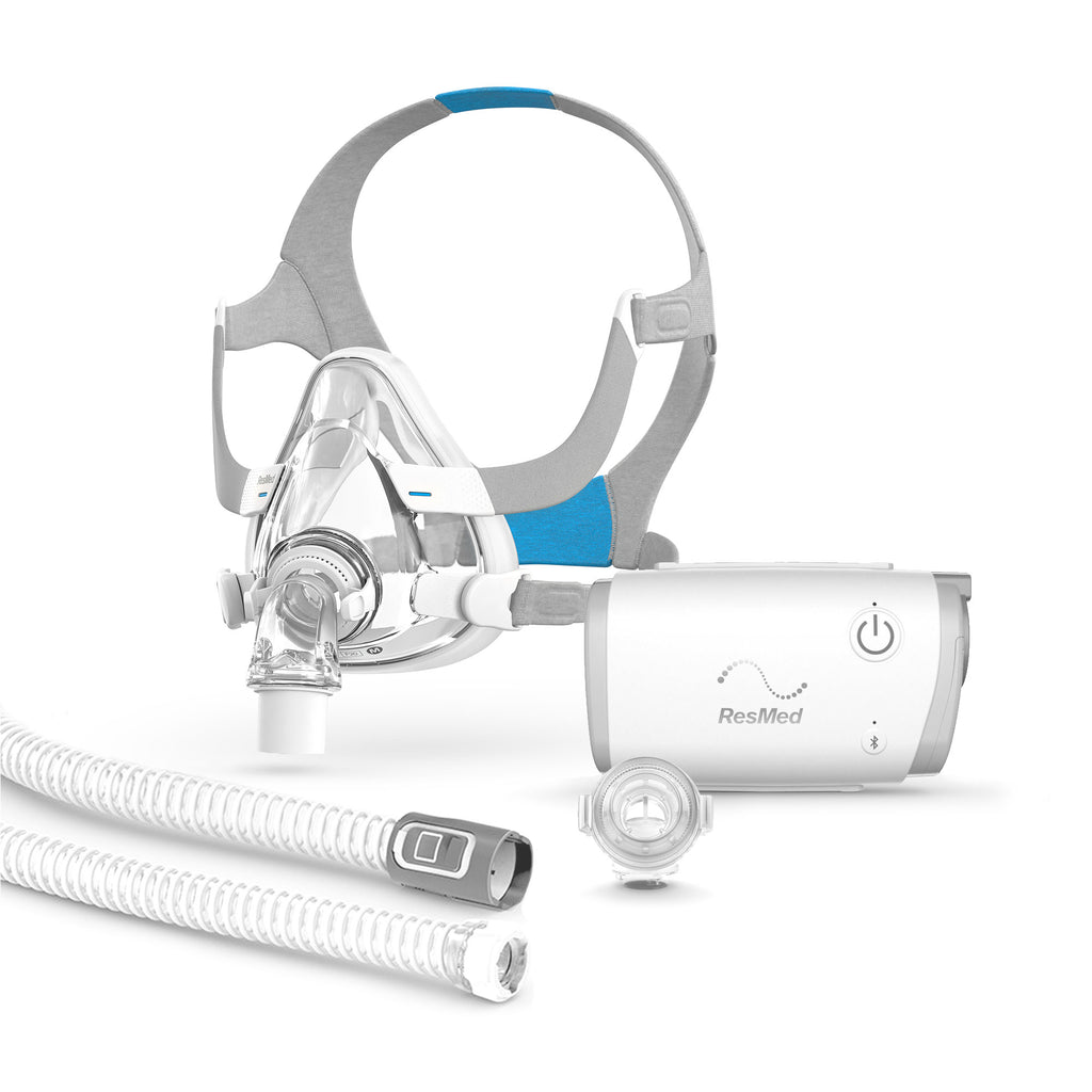 AirMini CPAP AirFit F20 Ultimate Package