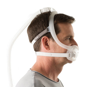 DreamWear CPAP Mask Use Example
