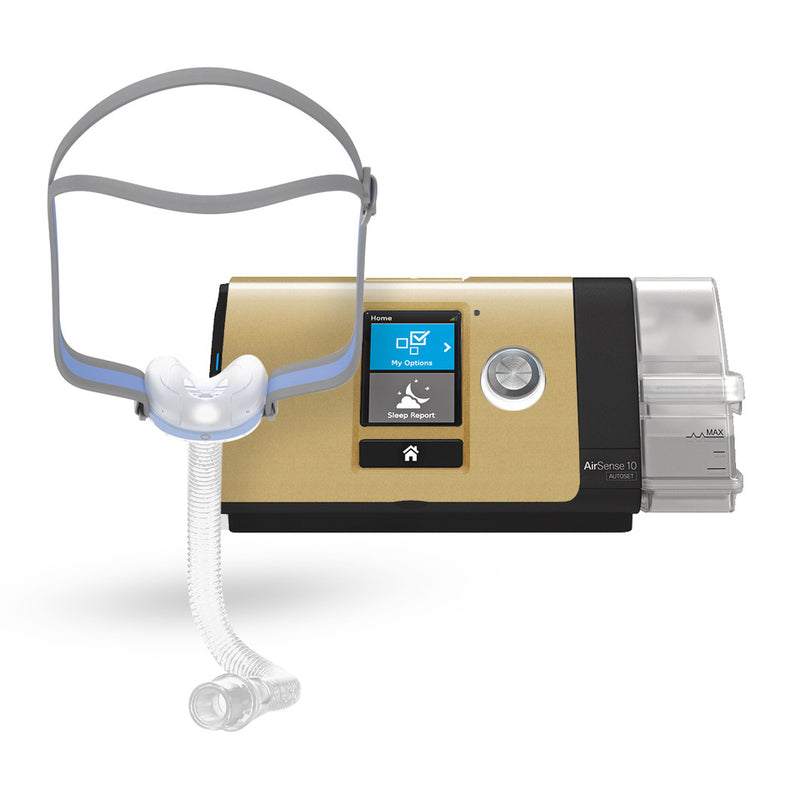 ResMed AirSense™ 10 Ultimate CPAP Package with AirFit™ N30 Nasal Cradle Mask