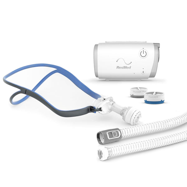 AirMini™ Ultimate Package with the AirFit™ P10 Nasal Pillow CPAP Mask