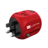 Lofta CPAP Universal Travel Adapter For US, AU, EU, UK, Asia Covers Over 150+ Countries