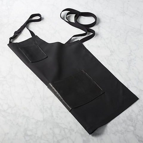 CB2 Leather Apron
