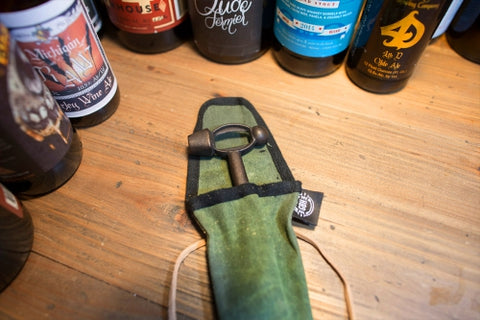 Good Beer Hunting Beer Peen Hammer Pouch by Stock Mfg. Co.