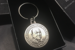 James Beard Award Medallion for Boka Restaurant Group, by Stock Mfg