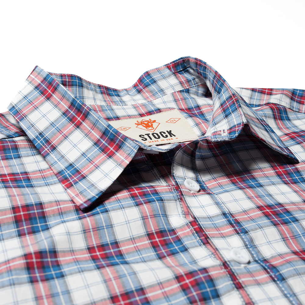 Whitaker Short Sleeve Popover